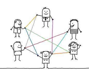 réseaux client entreprise